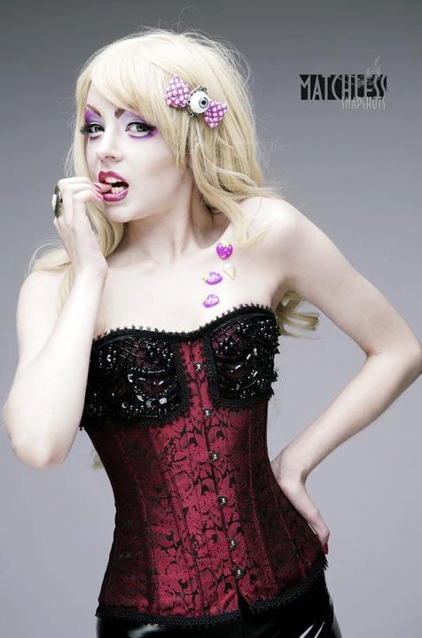 evil barbie