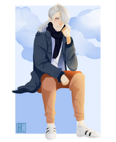  FA  Victor by cherriielle
