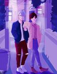 |FA| fashionable boys