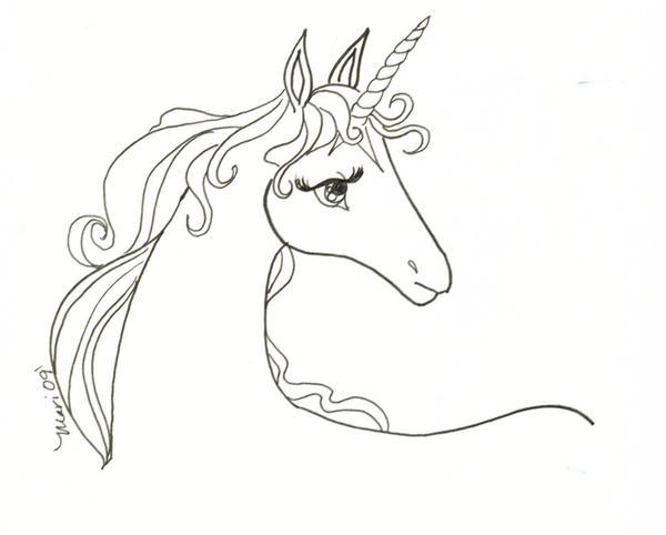 Last Unicorn by themetalmonkey