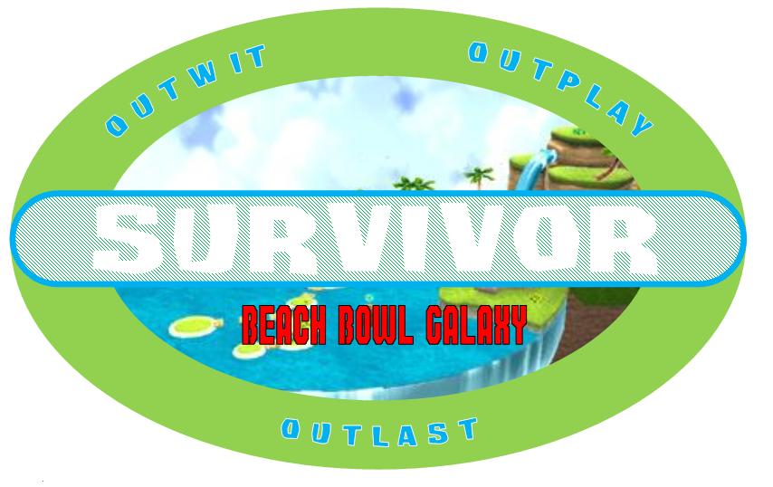 Survivor: Beach Bowl Galaxy Logo by crazypackersfan