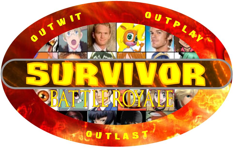 Survivor: Battle Royale Logo by crazypackersfan