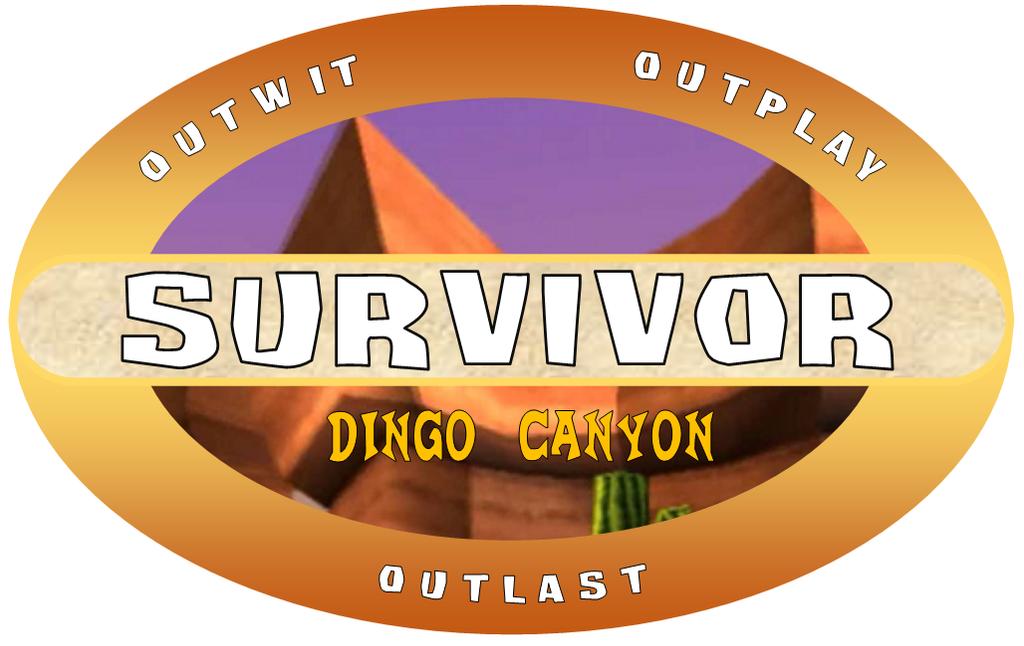 Survivor: Dingo Canyon Logo by crazypackersfan