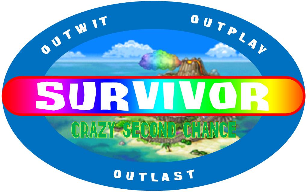 Survivor: Crazy Second Chance Logo by crazypackersfan