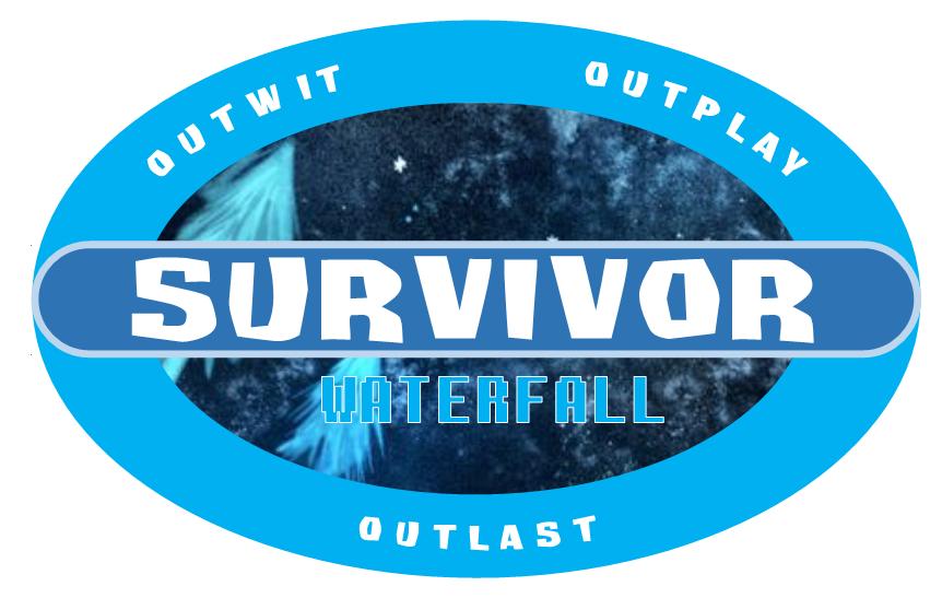 Survivor: Waterfall Logo by crazypackersfan