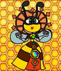 Queen Phoebee by DrQuack64