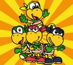 The Koopa Bros.
