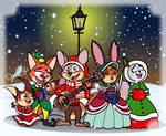 [C] - Caroling Family