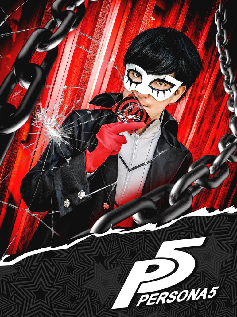 Joker - Persona 5 by Alex-Redfield