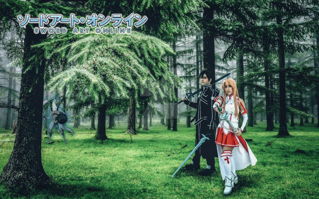 Sword Art Online - Survive by Alex-Redfield
