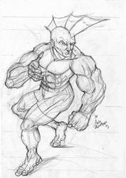 Dragon Sketck