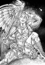 Cyborg angel