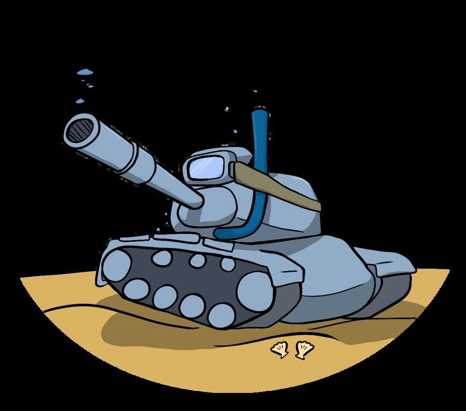 WGLNA team emblem: Aquatic M60s by Ryanlj