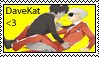 DaveKat Stamp by BossKdin