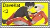 DaveKat Stamp by BossKdin