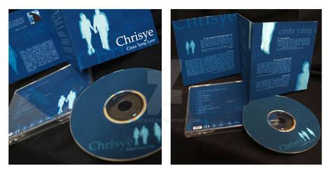 redesign cd chrisye