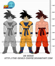 DBR Son Goku v9
