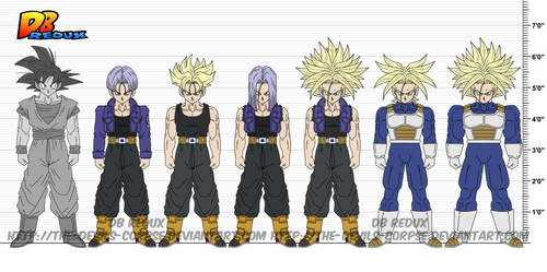 DBR Trunks (TL3) v4 by The-Devils-Corpse