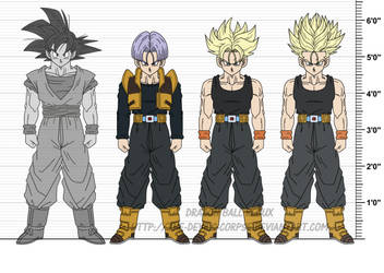 DBR Trunks v3 by The-Devils-Corpse
