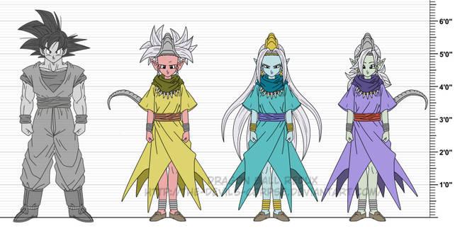 DBR Ryushin, Assitants by The-Devils-Corpse