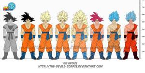 DBR Son Goku v20