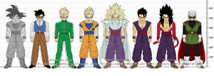 DBR Son Gohan v6 by The-Devils-Corpse