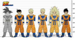 DBR Son Gohan (TL0) by The-Devils-Corpse