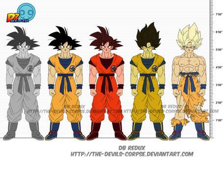 DBR Son Goku v10