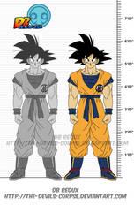 DBR Son Goku v8