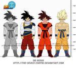 DBR Son Goku v11