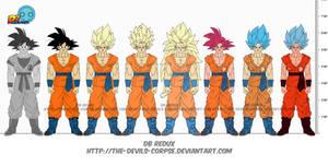 DBR Son Goku v21