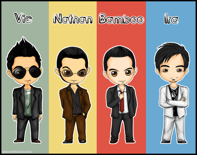 vic nathan bamboo ira by kimbinv on DeviantArt Bamboo Manalac Wallpaper