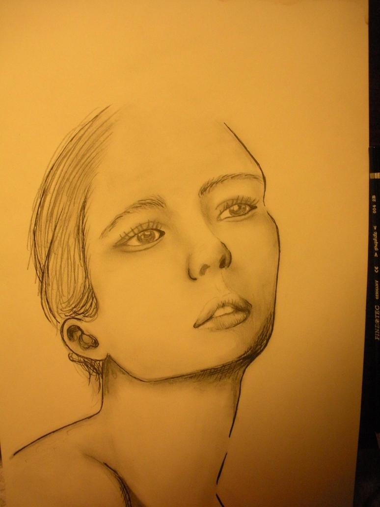 Girl by iamtheinkycat9