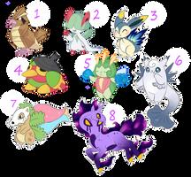 [3/8 OPEN] Pokemon Fusion Batch 2!