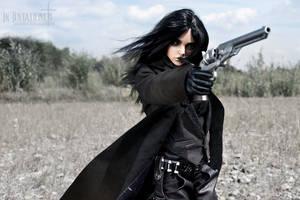 Gunslinger by AraDolls