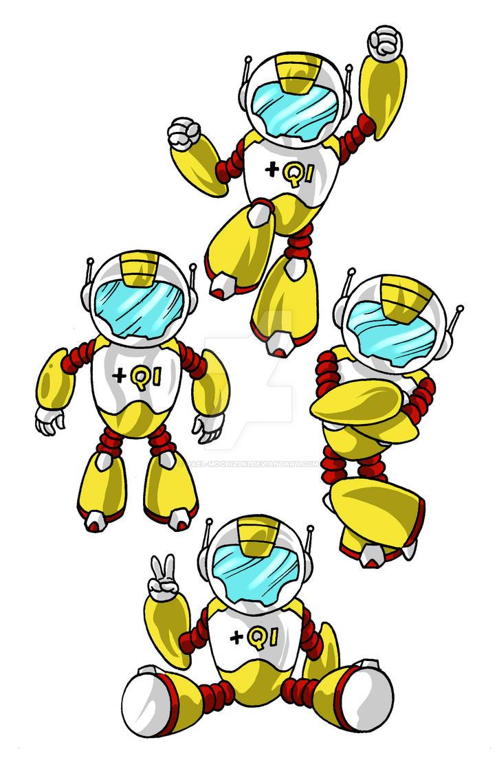 Mascote Mais by Rael-Mochizuki