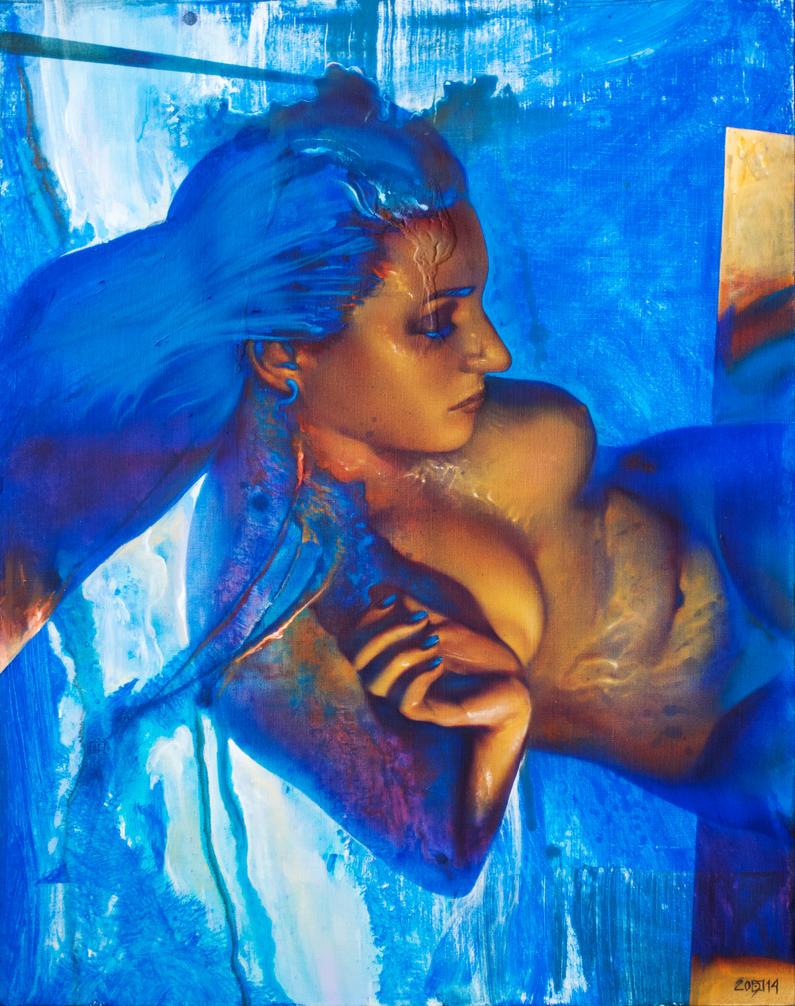 Ultramarine Sunset by edgarinvoker