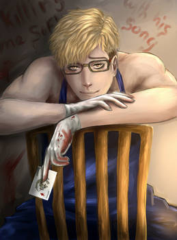 Oh Sangwoo - Killing Stalking