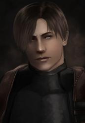 Leon S. Kennedy - Resident Evil 4 by Owlzey