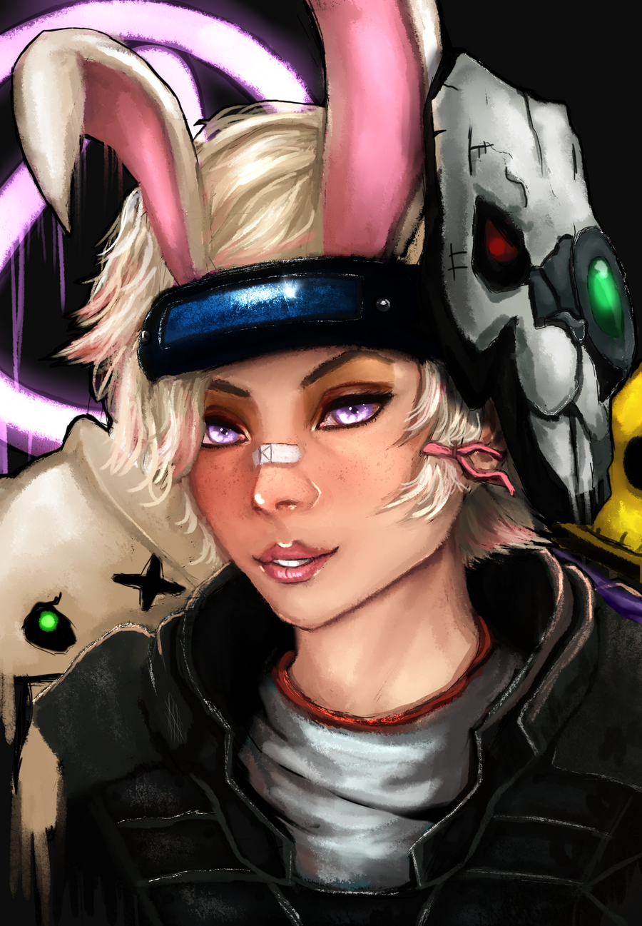Tiny Tina - Borderlands 3 by Owlzey on DeviantArt