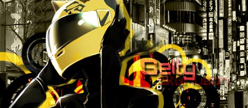 Celty-san DURARARA by rin-r0