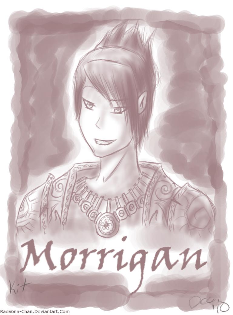 Morrigan by RaeVenn-Chan