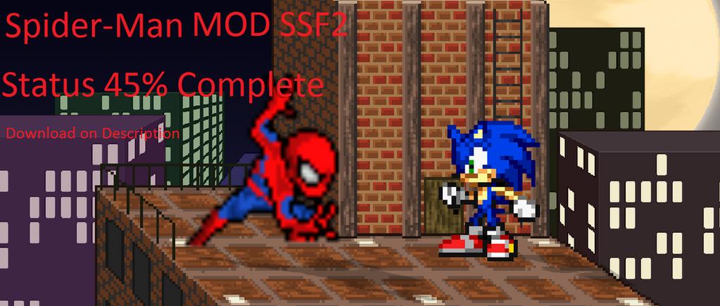 Ssf2 Beta Mods