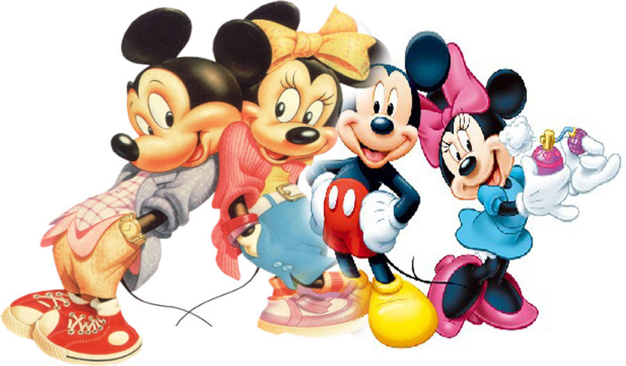 Wallpaper Minnie and Mickey - Imagui