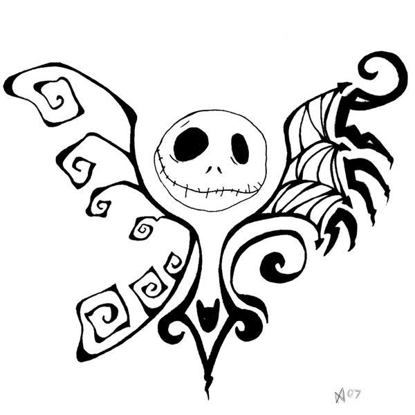 Jack Tribal Sketch by Little-Sinner