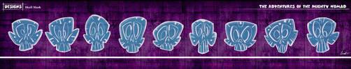 Skull Masks by PiratoLoco