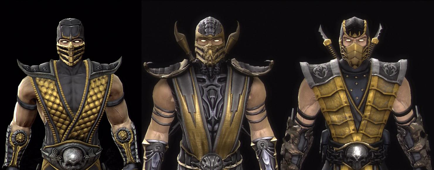 MK9 Scorpion Alt for MKX • Mortal Kombat Secrets