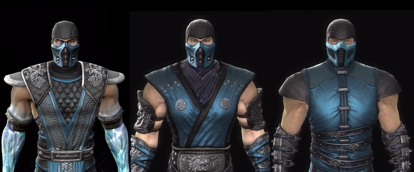 Mortal Kombat Bio Stills: SUB-ZERO by CrucialSuicide on DeviantArt