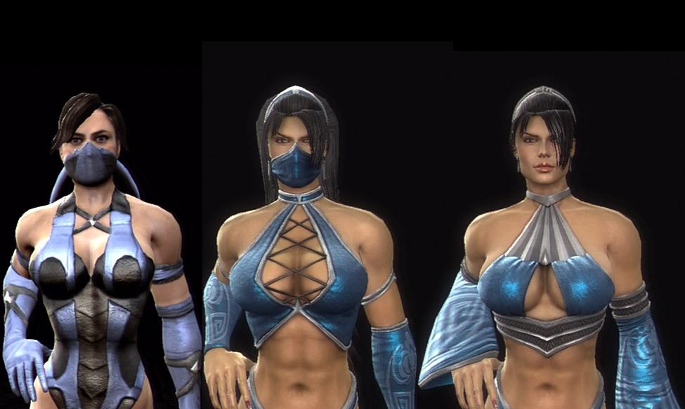 Mortal Kombat Bio Stills Kitana By Crucialsuicide On Deviantart