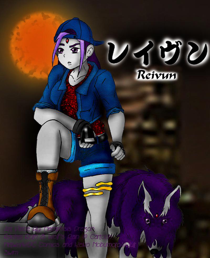 TT: Raven In Wolf's Rain By Hemphisisdragon On DeviantArt